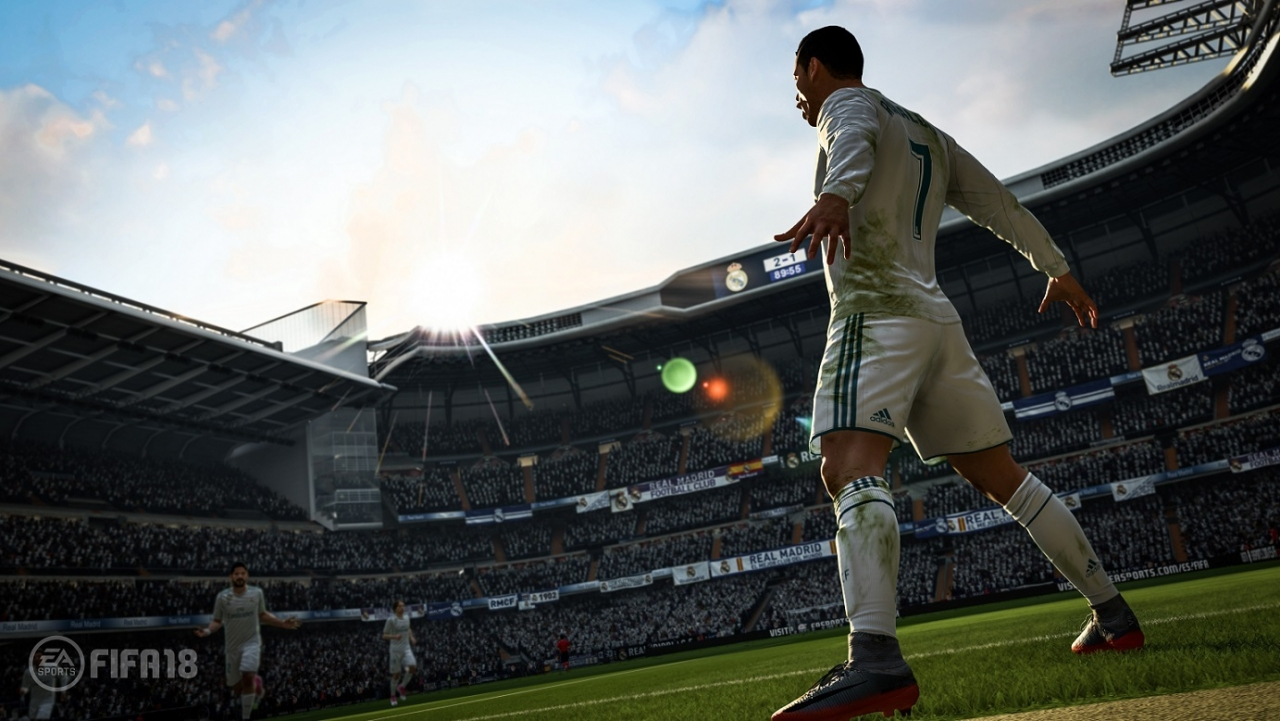 2ad8bfd5e2ab The World s Game EA SPORTS FIFA 18 is Available